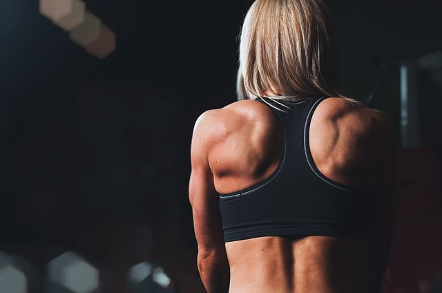 Muscoli e sport